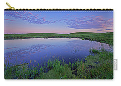 Prairie Reflections Carry-all Pouch