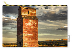 Prairie Sentinel Carry-all Pouch by Wayne Sherriff