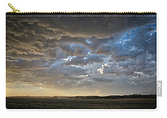 Prairie Skies Carry-all Pouch by Keith Boone