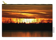 Prairie Sunset Carry-all Pouch