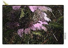 Prairie Weed Flower Carry-all Pouch
