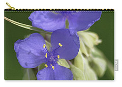 Prairie Wildflower Carry-all Pouch