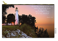 Praise His Name Psalm 113 Carry-all Pouch