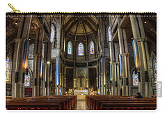 Cathedral In The Argentine Patagonia Carry-all Pouch