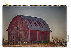 Carry-all Pouch featuring the photograph Pray by JRP Photography