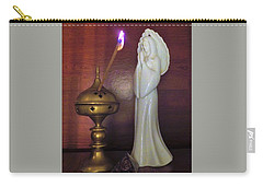 Carry-all Pouch featuring the photograph Prayer Petition by Denise Fulmer
