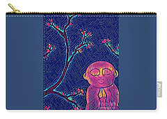 Praying Buddha Carry-all Pouch