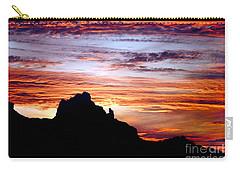 Praying Monk, Camelback Mountain, Phoenix Arizona Carry-all Pouch