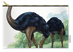 Pre-historic Birds Carry-all Pouch