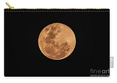 Post-penumbral Moon Carry-all Pouch