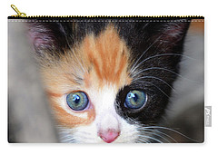 Carry-all Pouch featuring the photograph Precious by David Lee Thompson
