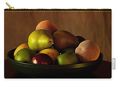 Precious Fruit Bowl Carry-all Pouch