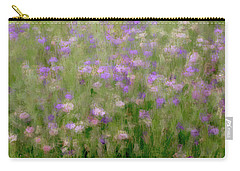 Precious Meadow Carry-all Pouch