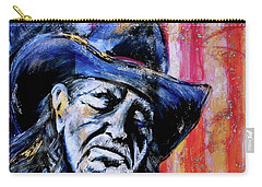 Precious Metals, Willie Americana Carry-all Pouch