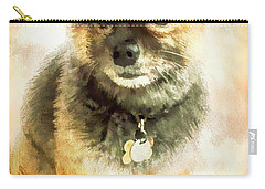Precious Pomeranian Carry-all Pouch