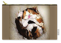 Precious Purrbaby Carry-all Pouch