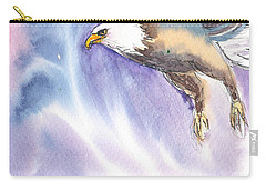 Predator In The Skies Carry-all Pouch