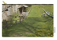 Predjama Castle Carry-all Pouch