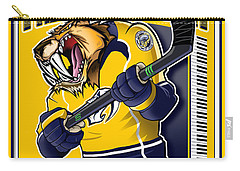 Predneck Hockey Carry-all Pouch