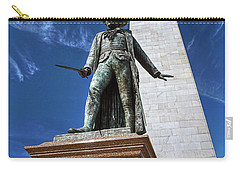 Prescott Statue On Bunker Hill Carry-all Pouch