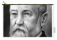 President Benjamin Harrison Carry-all Pouch