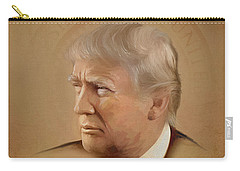 President Trump Carry-all Pouch