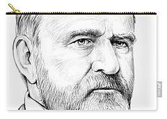 President Ulysses S Grant Carry-all Pouch