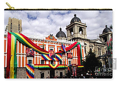 Presidential Palace La Paz, Bolivia Carry-all Pouch