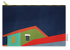 Presidio- Art By Linda Woods Carry-all Pouch by Linda Woods