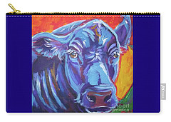 Pretty Face Cow Carry-all Pouch