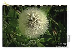Pretty Fluffy Seedhead Carry-all Pouch