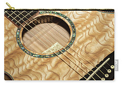 Pretty Guitar - Carry-all Pouch