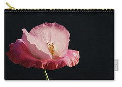 Pretty In Pink Profile  Carry-all Pouch