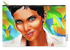 Pretty Lady Carry-all Pouch