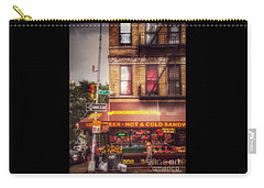 Pretty Little Corner - New York Carry-all Pouch by Miriam Danar