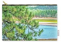 Pretty Maids All In A Row                                                            Carry-all Pouch by Nancy Marie Ricketts