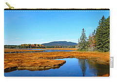 Pretty Marsh Carry-all Pouch by Mike Breau