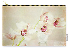 Pretty Orchids Carry-all Pouch