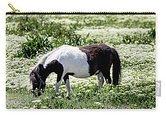 Pretty Painted Pony Carry-all Pouch by James BO Insogna