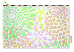 Pretty Pastels Carry-all Pouch