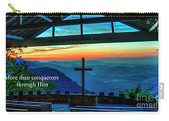 Pretty Place Chapel Through Him Art Carry-all Pouch