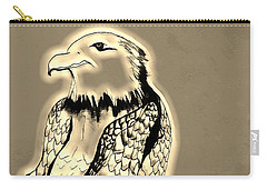 Preying Golden Eagle Carry-all Pouch