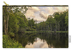 Price Lake Sunset - Blue Ridge Parkway Carry-all Pouch