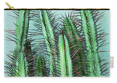 Greenery Carry-all Pouches