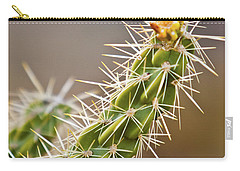 Prickly Branch Carry-all Pouch