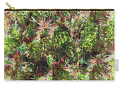 Prickly Conference Of Elders Carry-all Pouch