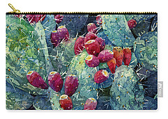 Prickly Pear 2 Carry-all Pouch