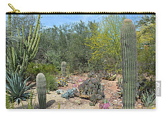 Prickly Pearadise Carry-all Pouch