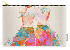 Carry-all Pouch featuring the digital art Pride Not Prejudice by Nikki Marie Smith