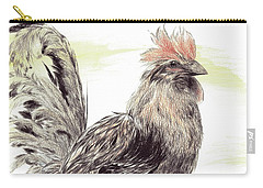 Pride Of A Rooster Carry-all Pouch